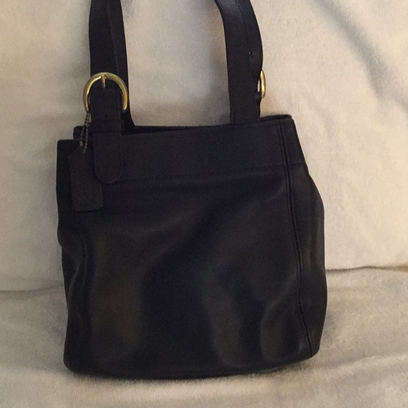 Coach Handbags - Vintage Coach Bucket Bag #4157